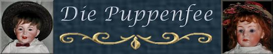 Gästebuch Banner - verlinkt mit http://www.die-puppenfee.de